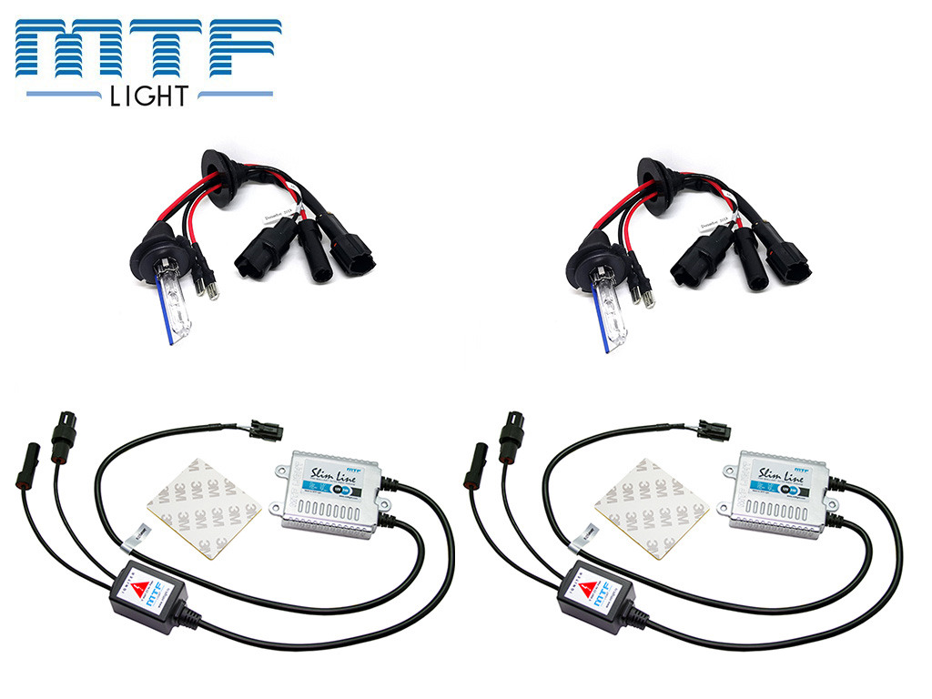 Комплект ксенона MTF Light H7 35w