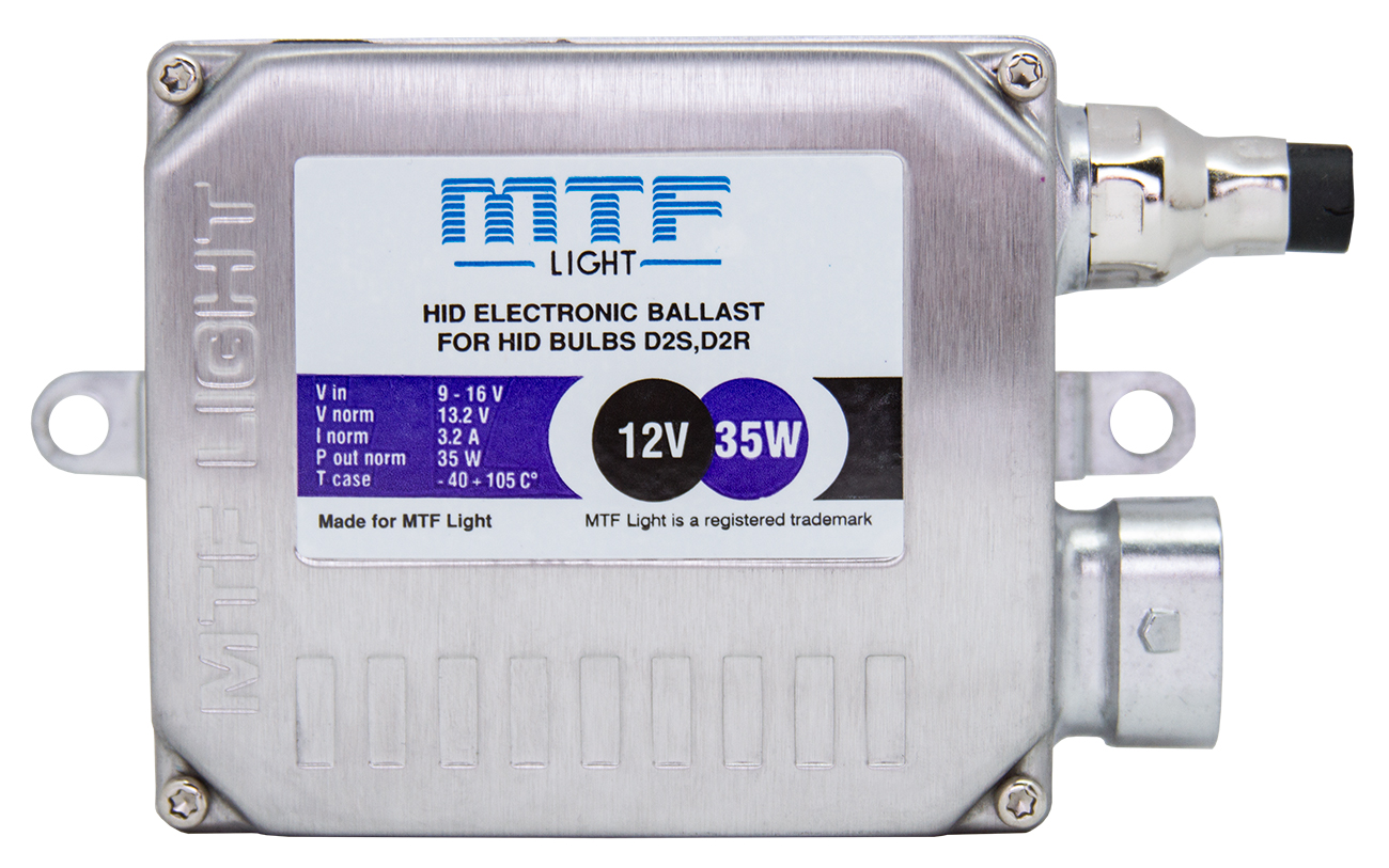 Блок розжига MTF Light D2S/D2R