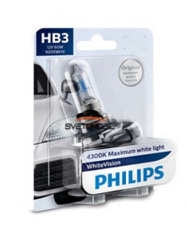 Philips White Vision HB3 12V/65w