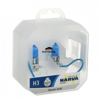 Narva Range Power White H3  12V/55w
