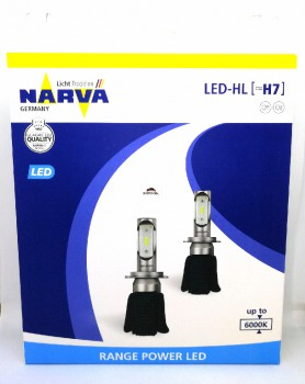 Narva Power Range LED H7 16w (180053000)