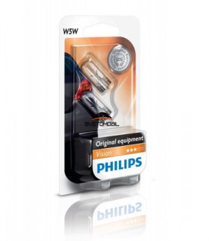 Philips Vision W5W (T10)