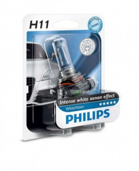 Philips White Vision H11 12V/55w