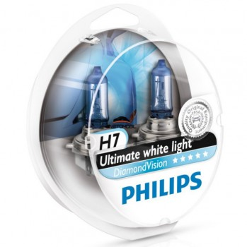 Philips DiamondVision H7 12V/55w