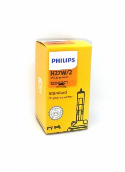 Philips Vision H27W/2 12V/27w