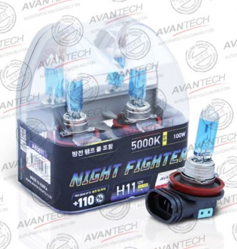 Avantech Night Fighter H11 12V/55w