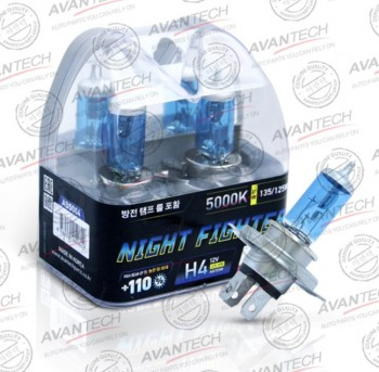 Avantech Night Fighter H4 12V/55w