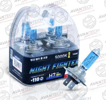 Avantech Night Fighter H7 12V/55w