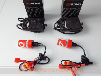 Комплект ксенона Optima Red Line ARX-304 slim 9-32V H1 35W